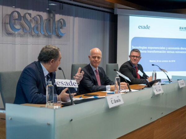 evento Esade_Axis Corporate_Casimiro Gracia