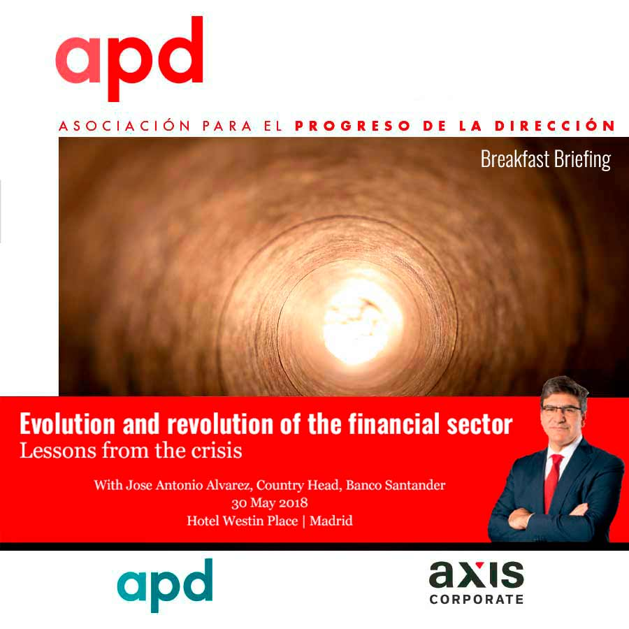Key Insights from Evolution and Revolution of the Financial Sector event with José Antonio Álvarez, CEO, Banco Santander