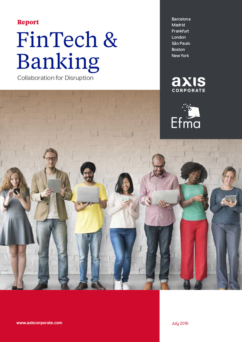 Axis Corporate & EFMA Report: Fintech & Banking