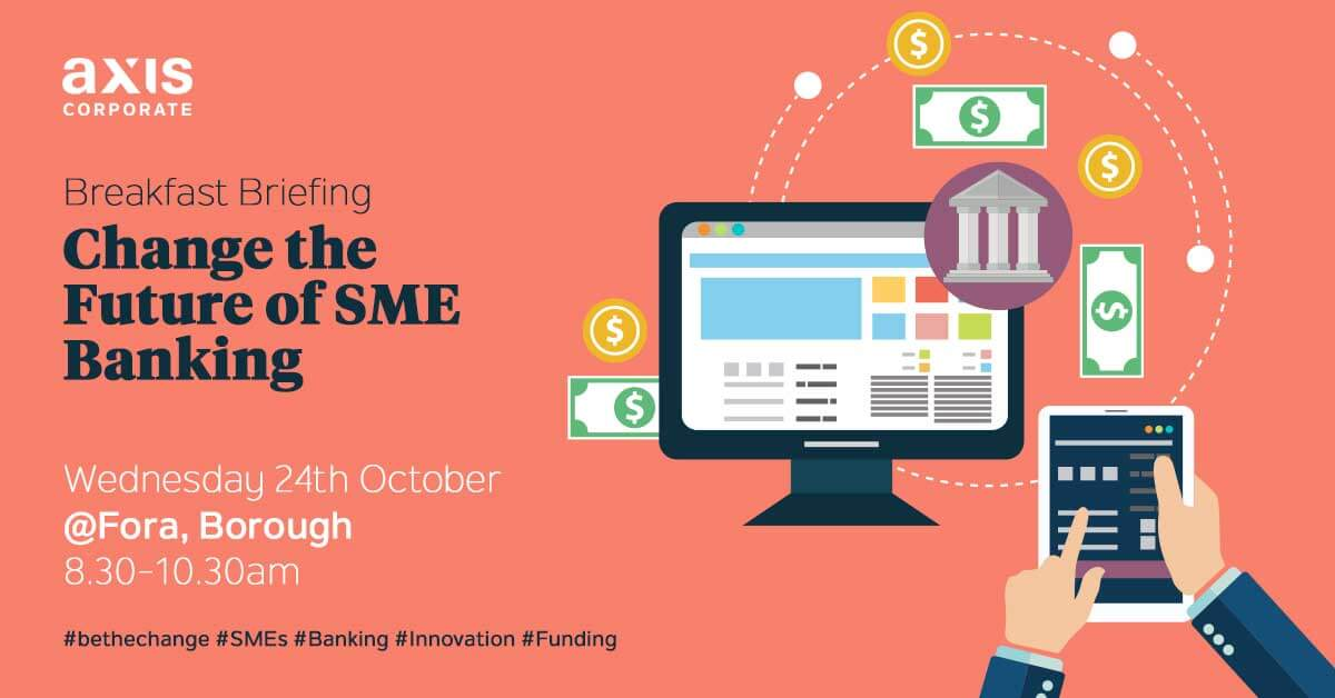 Breakfast Briefing - Change the future of SME Banking - RBS Capability and Innovation Fund Alternative Remedies Package (ARP)