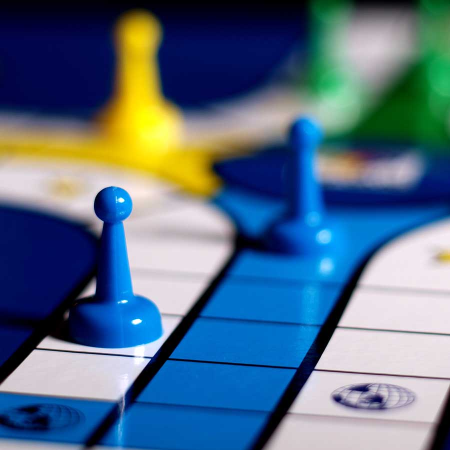 The Gamification of Financial Services