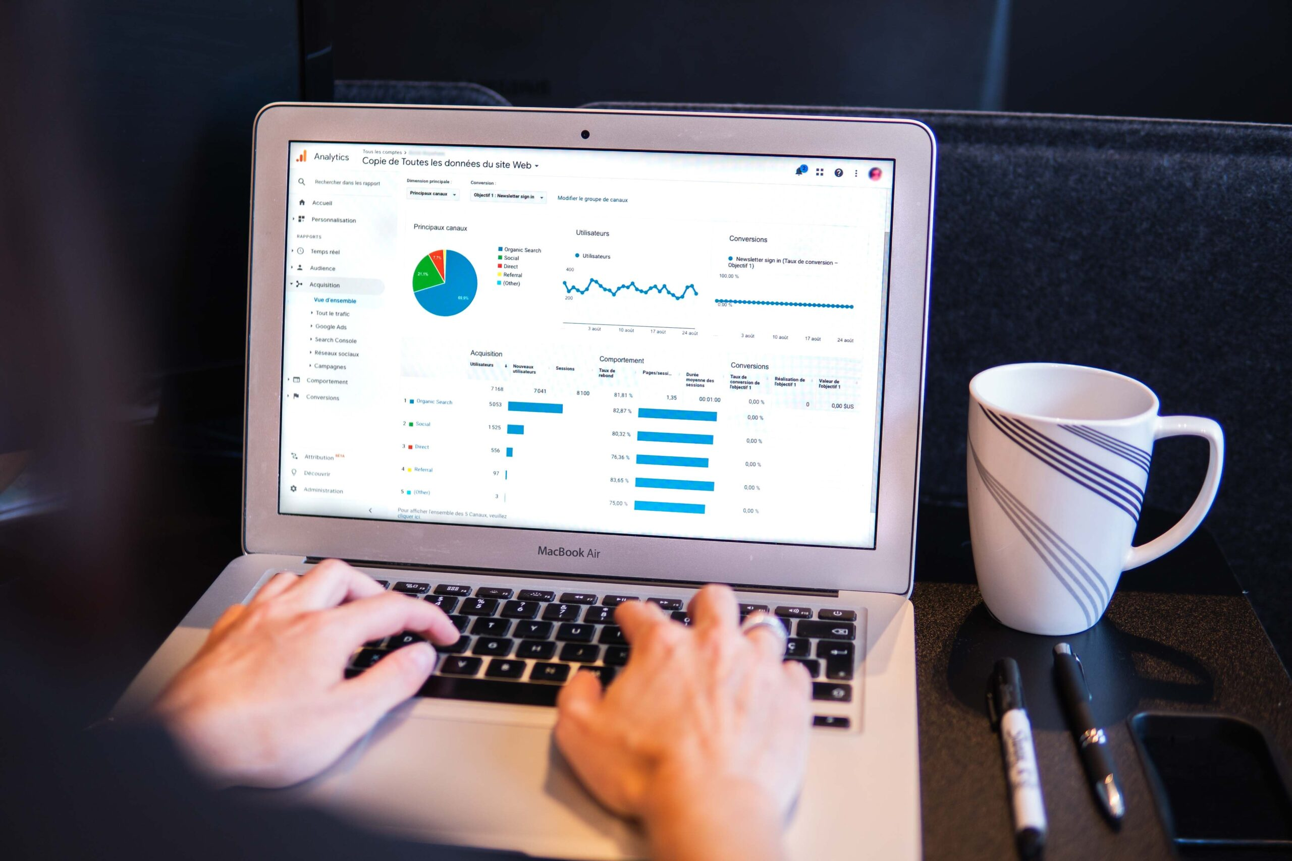 How to bring advanced analytics to any user